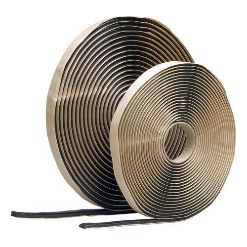 """black 3/4"""" tremco butyl tape"""