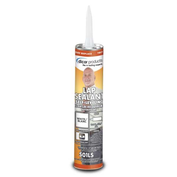 501lsw dicor lap sealant in caulking tube