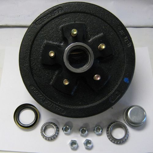 5 bolt trailer brake drum kit