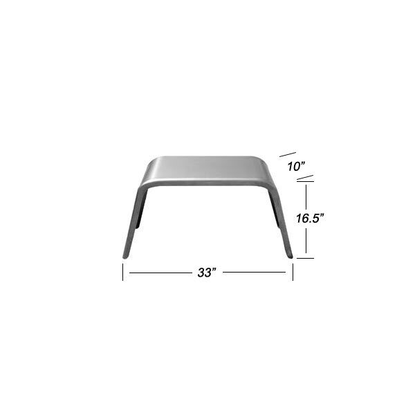 measurements for jeep utility trailer fenders