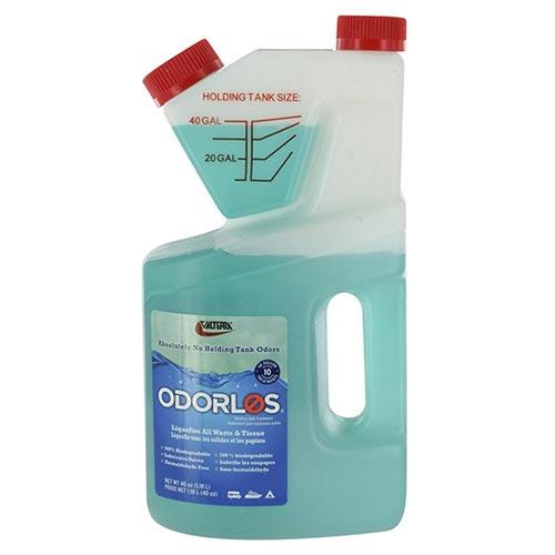 odorlos holding tank treatment 40oz bottle