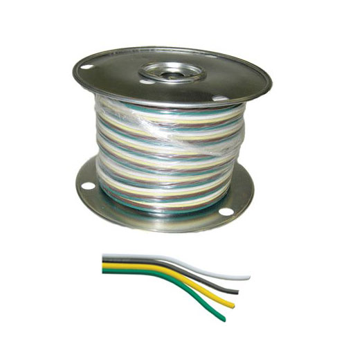 flat 4 primary trailer wire