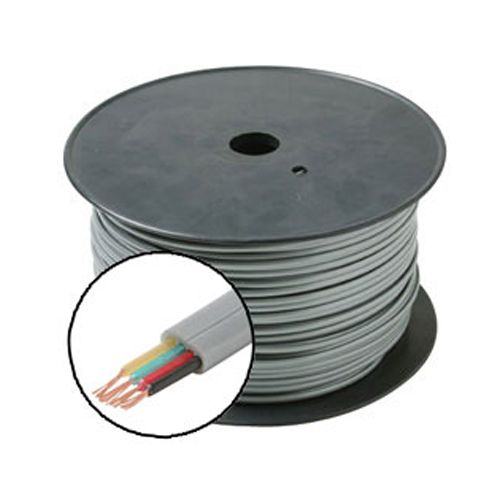 flat-4 trailer wire sold per foot