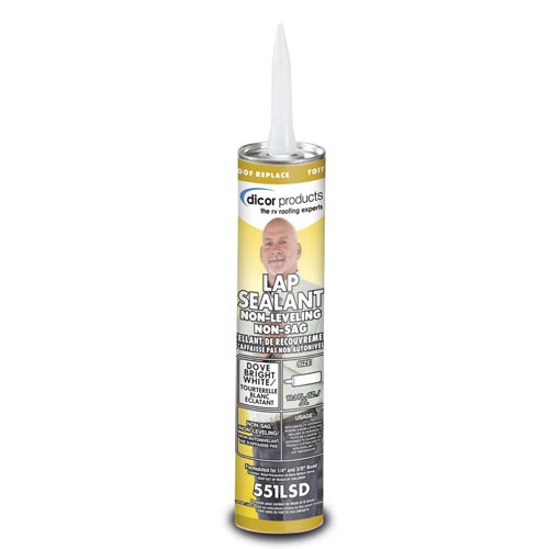 551 non-leveling lap sealant by dicor products