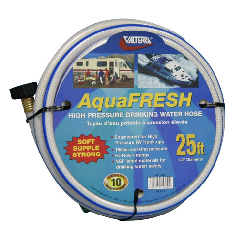 25' water hose non-toxic for drinking