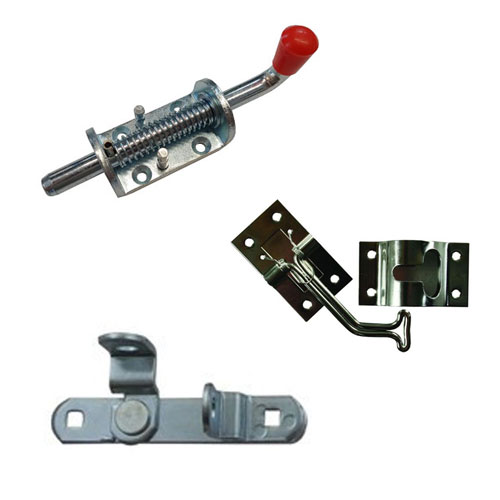 Latches and Holders
