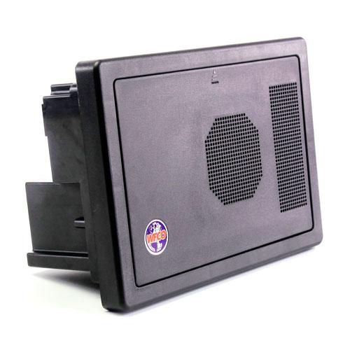 black wf8735 power center