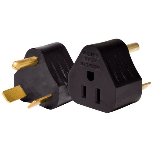15 amp female to 30 amp male adapter