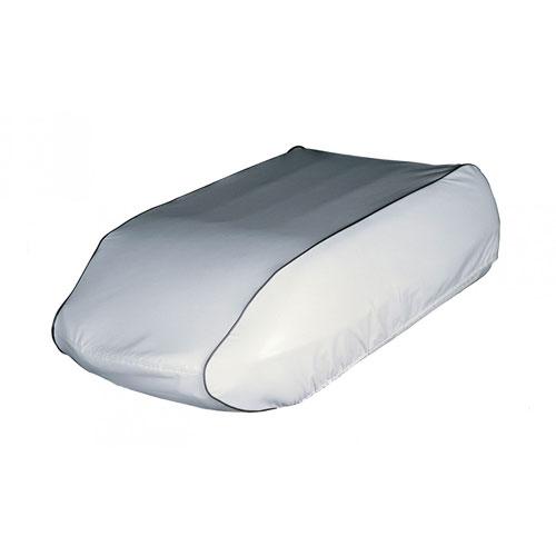 white adco ac cover