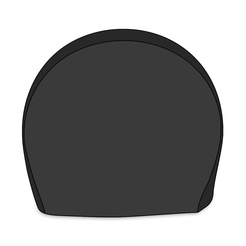 black tire cover by adco