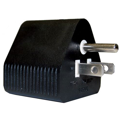 15amp male power adapter