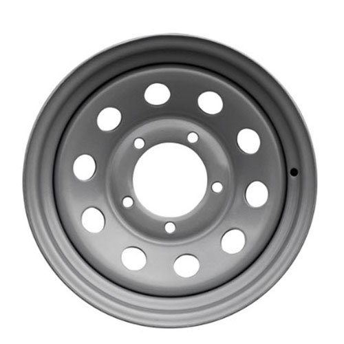 Silvermod trailer rims